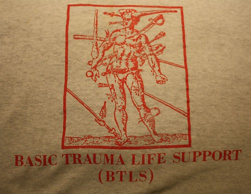 basic trauma life support by Rakka