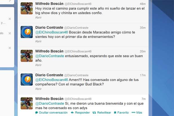 Entrevista Wilfredo Boscán