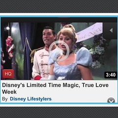 Video: Limited Time Magic, True Love Week. Meet and Greet with Princesses and Princes and the True Love  decorations!    #Disney #WDW #Disneyworld #Florida #MagicKingdom #MK #limitedtimemagic #truelove