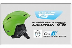 Salomon Phantom Custom Air helmet