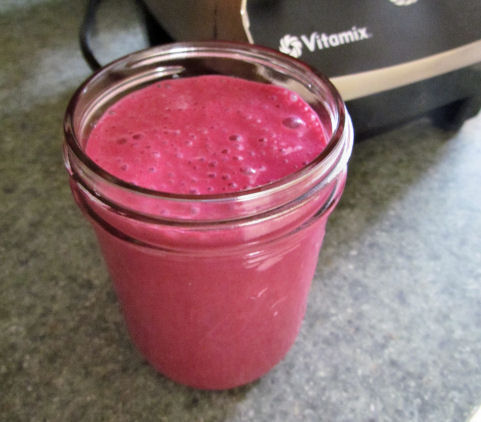 Crazy Smoothie Concoction