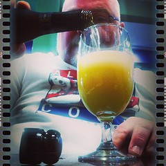 mimosas...not just for Sundays anymore