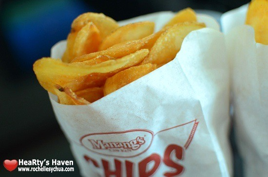 Manang's Chicken Chips