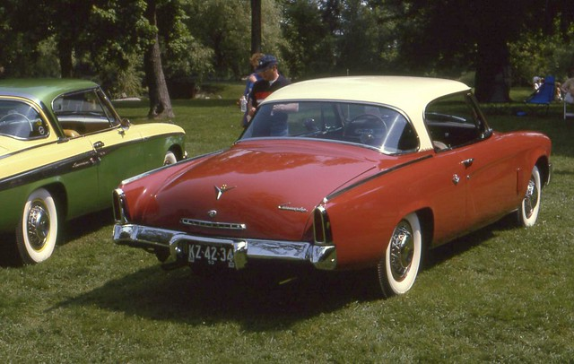 1953 Studebaker Commander Regal Starliner hardtop | Flickr ...