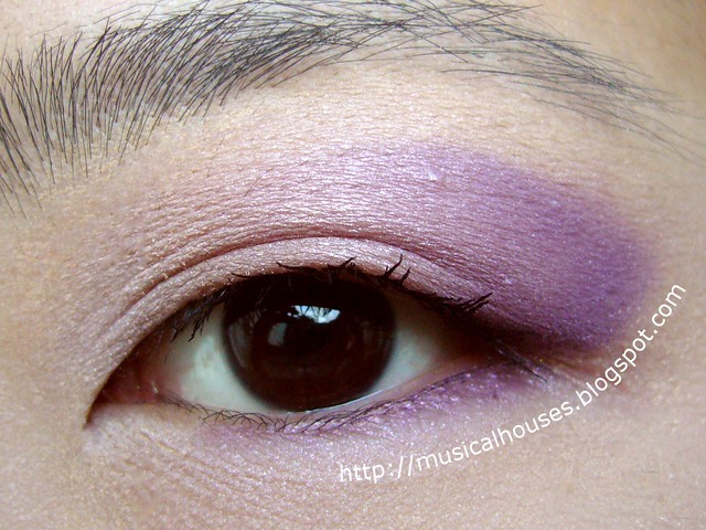stila Seasonal Eye Shadow Trio Shimmer Shadows 2005 Cool eotd