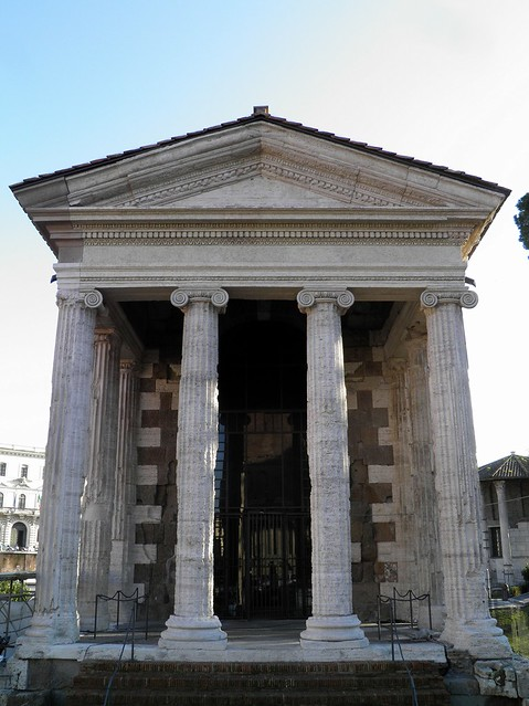 Temple of Portunus, Forum Boarium, Rome
