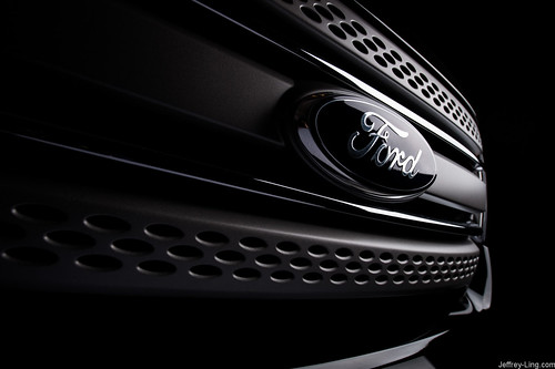Ford Grill