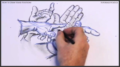 learn how to draw hand positions 018