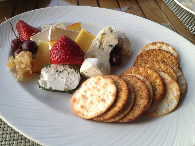 Artisan cheeses - Escena Lounge & Grill
