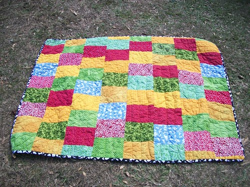 Linus Quilt - ready