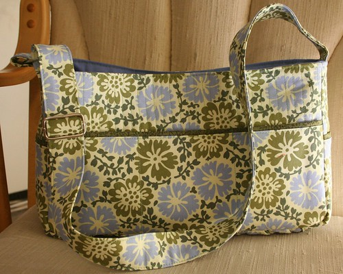 Velocity Girl bag from Sew Sweetness