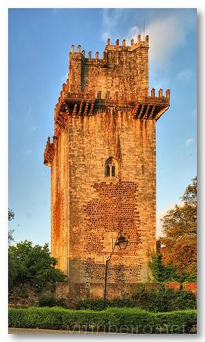 Castelo de Beja by VRfoto