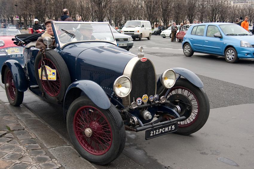 Bugatti T40A GS