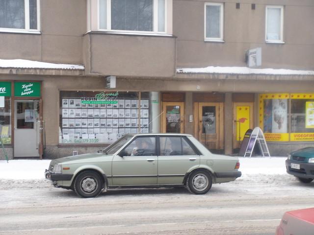 Mazda 323 Finlandia 1983 20 02 13