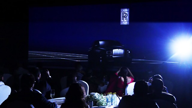 Rolls-Royce Phantom Series II Unvealing Mumbai