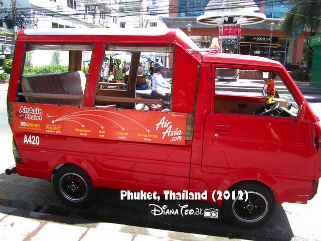 Phuket Day 2 - Phuket Street 02