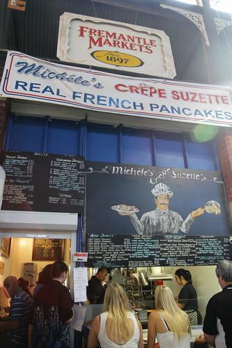 Michele's Crepe Suzette