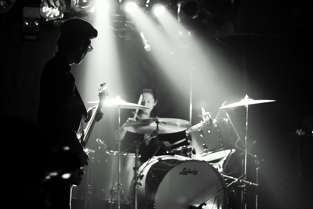 ROUGH JUSTICE live at Outbreak, Tokyo, 27 Feb 2013. 122