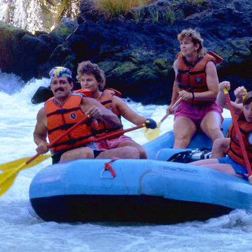 Rafting the Rogue River bring adventure to your visit to southern Oregon!
