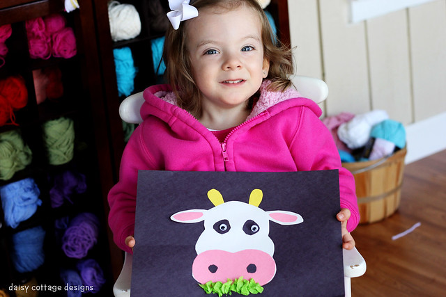 preschool cow project 2
