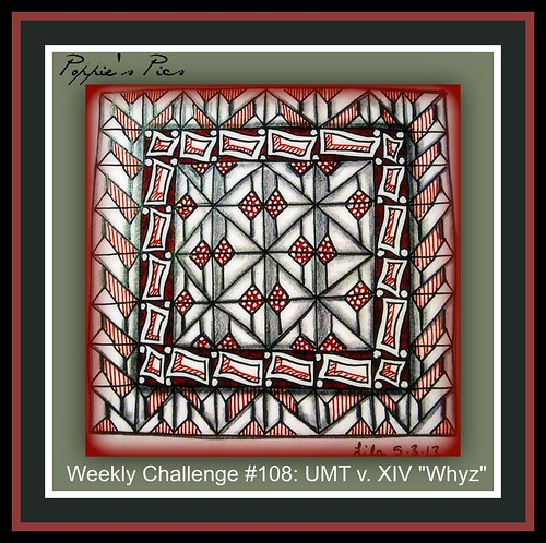 Weekly Challenge #108 UMT v. XIV 'Whyz' by Poppie_60