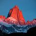 Mount Fitz Roy - Patagonia by Jesse Estes