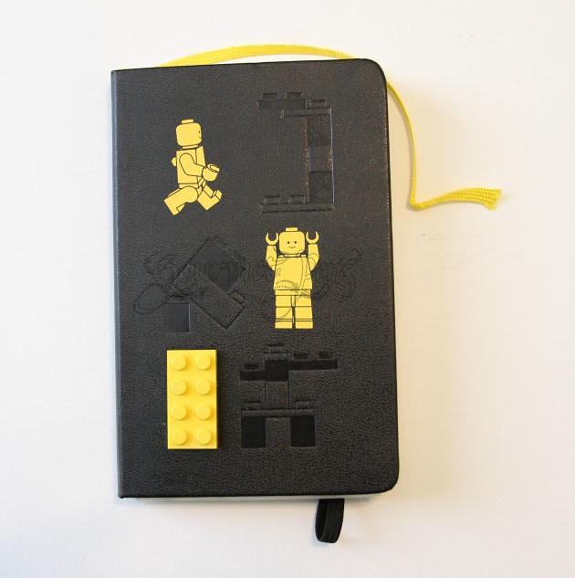 Moleskine Lego Notebook