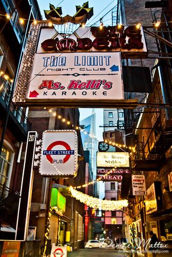 116: Printer's Alley