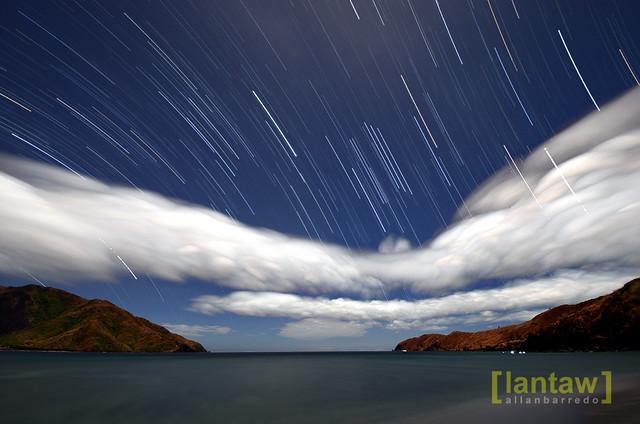 Cove Under Stars
