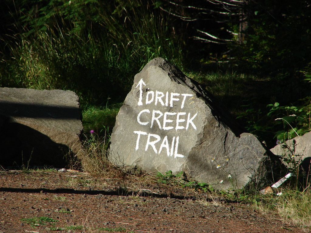 Drift Creek Trailhead
