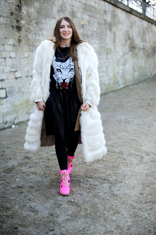 Paris Fashion Week streetstyle part 2
