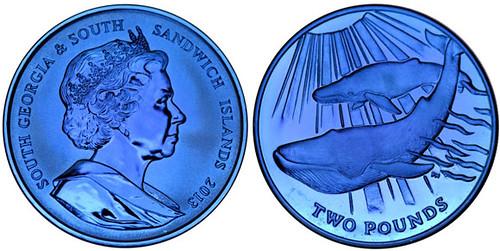 Blue Whale coin