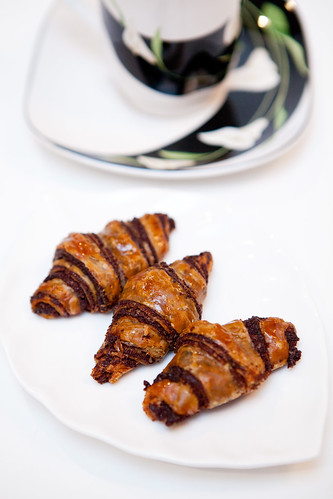 Breads Bakery chocolate rugelach