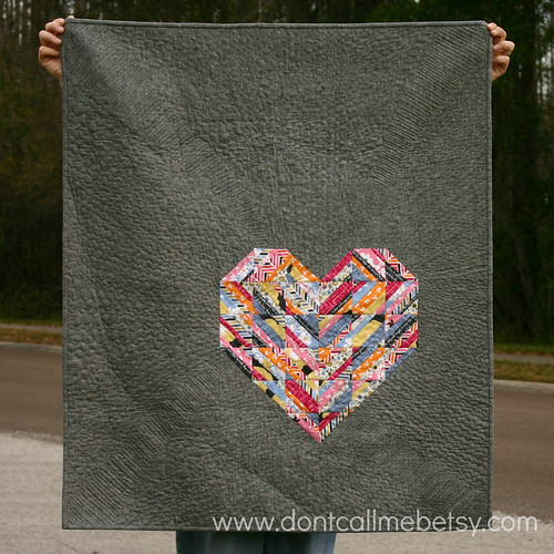 The Road to Love - my Madrona Road challenge quilt