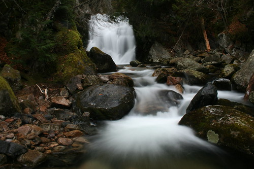 eau québec chute