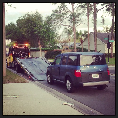 Poor Honda Element
