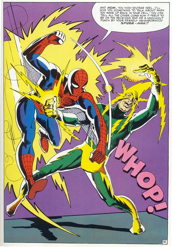 The Amazing Spider Man Annual 1 1964 - Spidey vs Elecktro by Steve Ditko