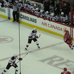 Carolina Hurricanes vs. New Jersey Devils - March 9, 2013