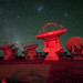 Red alert by European Southern Observatory