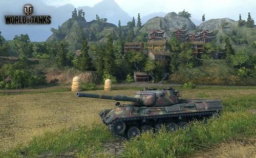 Обновление World of Tanks 0.8.5