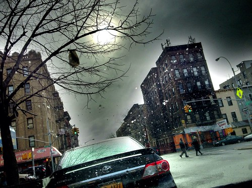 Rainy day #hdr #nyc