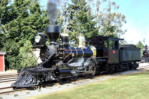 NZR Locomotive K92