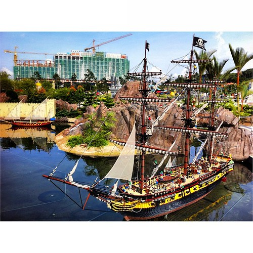 Pirates of the ... #LEGOland !!! #Malaysia