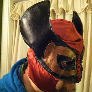Luchador Project, Prototype No. 6, Completed