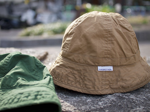Five Brother / Chino Work Hat