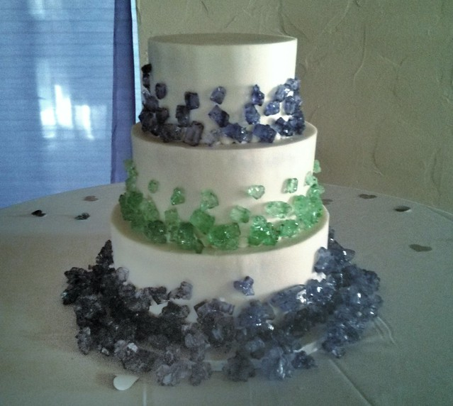 rock candy wedding cakes rock wedding cake flickr photo 19244