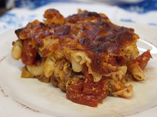 Johnny Marzetti Casserole by Shutterfool