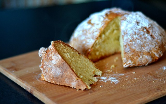 Soda bread - GB