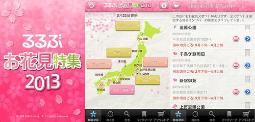 Aplicacion Hanami