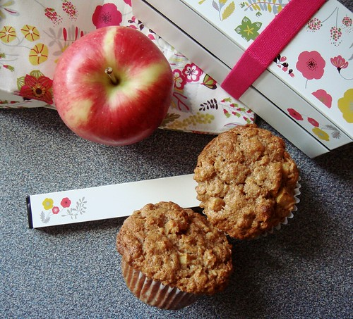 Maple Apple Multigrain Muffin